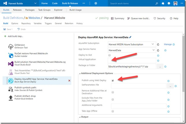 Continuous Integration with VSTS – Tips #1 pic 7